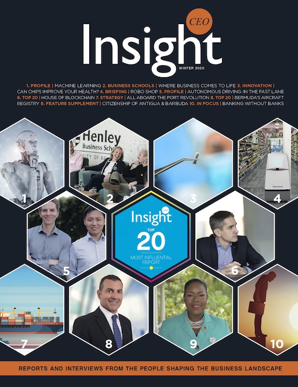 CEO Insight magazine