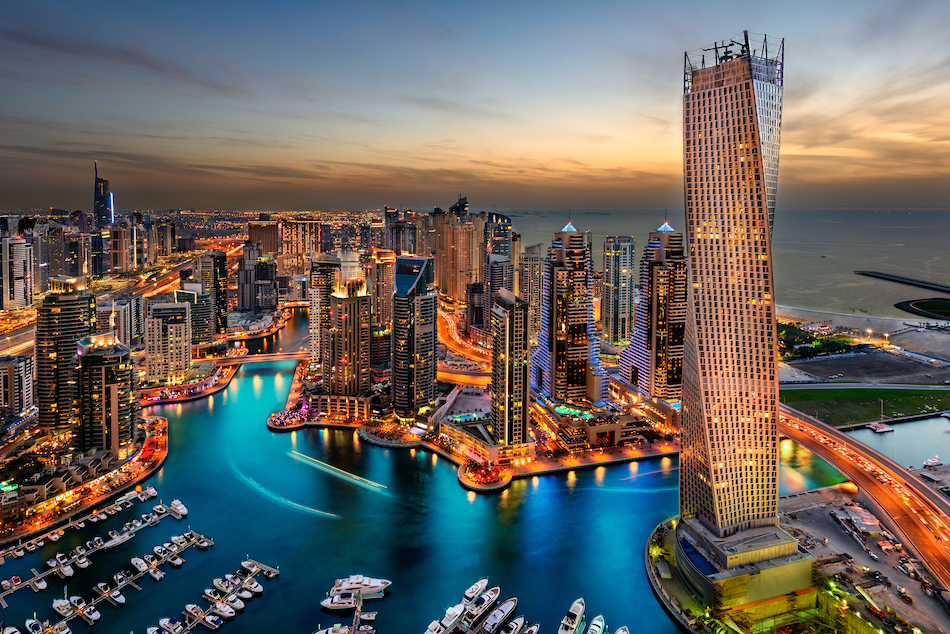 Dubai Financial sector