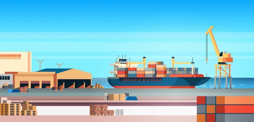 Seaborne trade