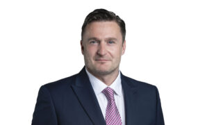 Liam Byrne as Director of Business Development for the Bermuda Civil Aviation Authority.